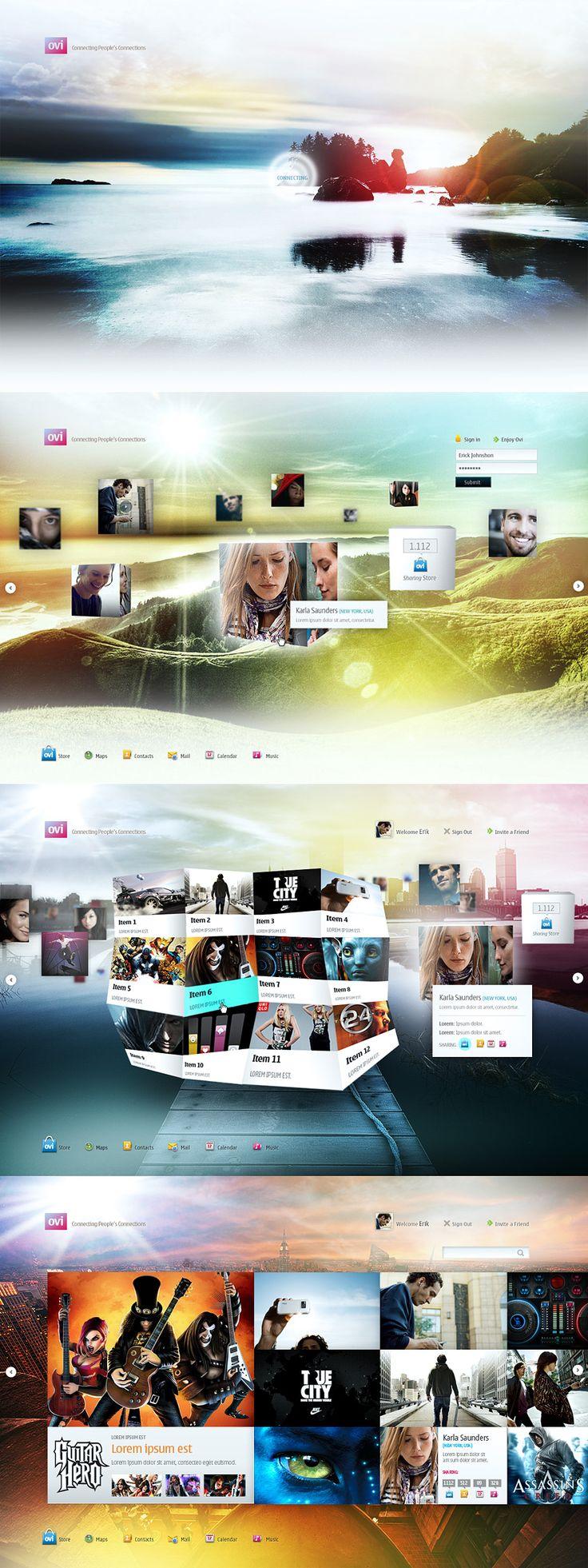 Placido Salazar | #webdesign #it #web #design #layout #userinterface #website #webdesign <<< repinned by an #advertising #agency from #Hamburg / #Germany - www.BlickeDeeler.de | Follow us on www.facebook.com/BlickeDeeler