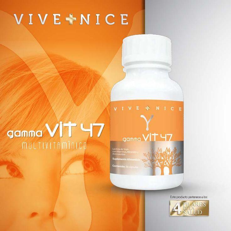 Gamma Vit 47 *Multivitamínico