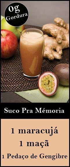 Suco Detox de Goiaba e Linhaça Para Preservar a Memória #saude #salud #health #suco #juice #receita #adelgazar