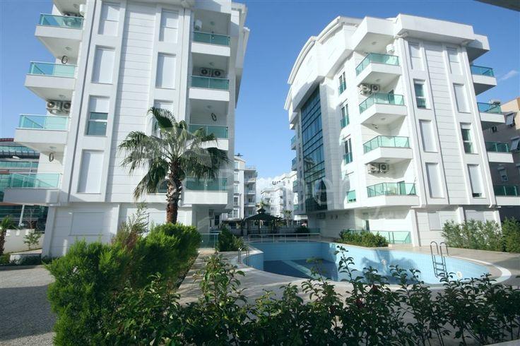 Möblierte Wohnung 1+1 in Antalya