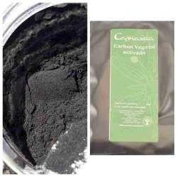 Carbon vegetal activado medicinal