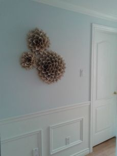 Adding dimension to a small space.