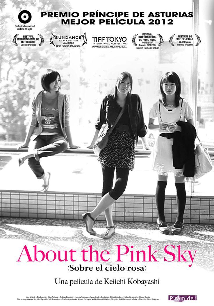 2011 - About the pink sky: sobre el cielo rosa - Momoiro sora o