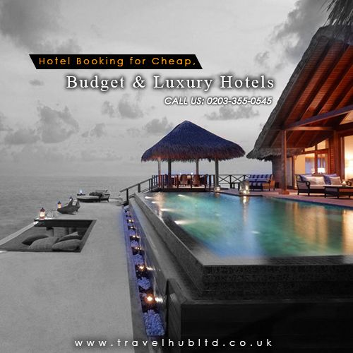 Get lowest rates for #onlineHotelBookings all over the world book cheap, budget and #luxuryhotels at best price. Get discount online hotel reservations, Call on 0203-355-0545 Find Hotels at https://www.travelhubltd.co.uk/hotels/  #lastminutehotels #besthoteldeals #onlinehotelbooking #hotelrooms #hotelsdiscounts #besthotels #Indiahotels #maldiveshotels #usahotels #hotelsvaoucher