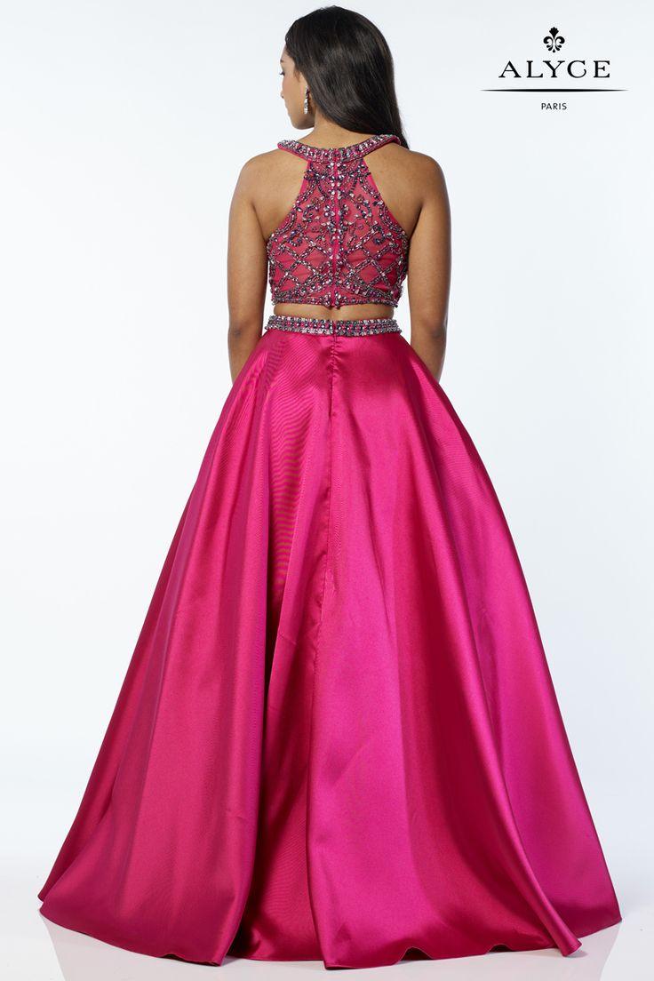 Mejores 190 imágenes de 2017 Prom- Two Piece en Pinterest | Vestidos ...
