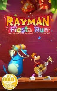 Rayman Fiesta Run 1.0.2