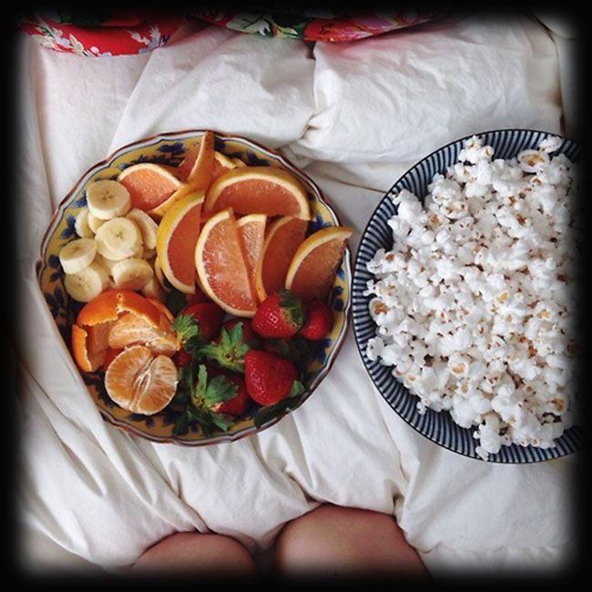 THE PERFECT MOVIE SNACKS