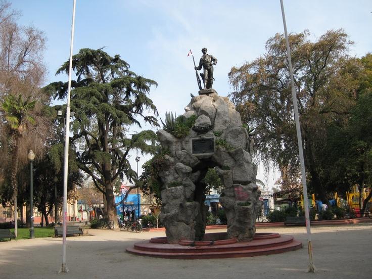 Monumento al Roto Chileno - Chile