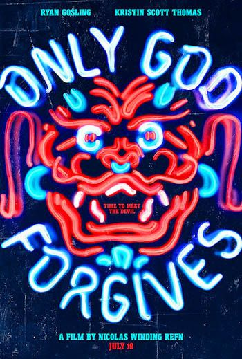 Only God Forgives. Carteles de cine.