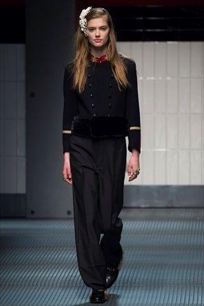Gucci Le tendenze moda dell'autunno-inverno 2015/16 - VanityFair.it