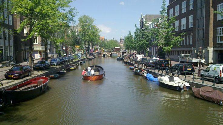 in Amsterdam goedkoop een sloep huren