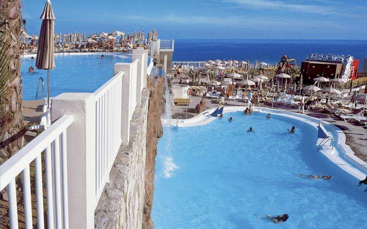 Rejs på ferie med All Inclusive på Clubhotel Riu Vistamar på Gran Canaria. Se mere på http://www.apollorejser.dk/rejser/europa/spanien/de-kanariske-oer/gran-canaria/puerto-rico/hoteller/clubhotel-riu-vistamar