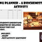 Have students explore what macromolecules are with this Menu Planner activity. Give students a print out of the nutrition facts from Panera Bread (...