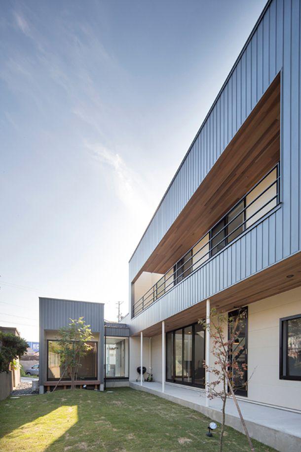スプリットハウス・間取り(愛知県東海市) | 注文住宅なら建築設計事務所 フリーダムアーキテクツデザイン