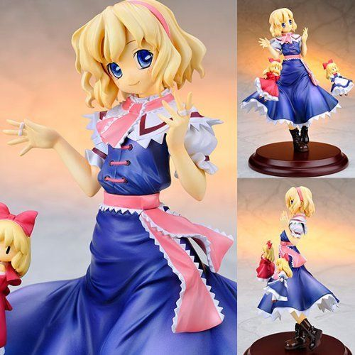 Touhou Project : Alice Margatroid 1/6 Scale PVC Figure - T's System by T's System. $285.75. Imported from Japan. 1/6 Scale Pre-painted PVC Figure