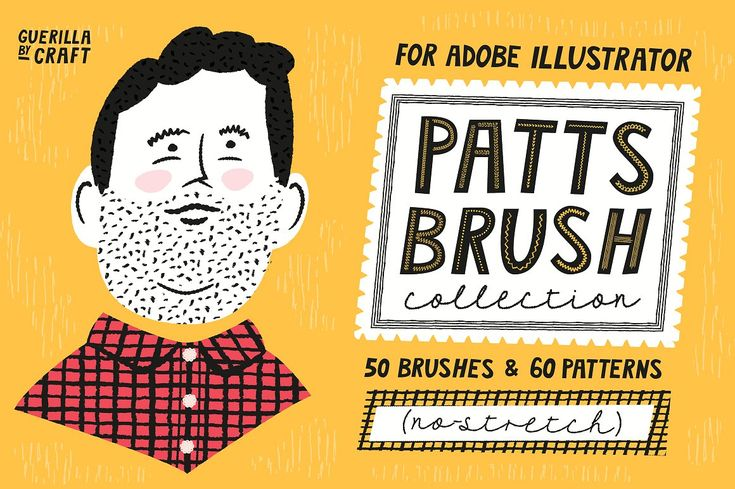 Patts Brush Collection - Brushes