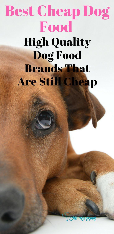 High Quality Dog Food Brands Still Under $1 per pound!