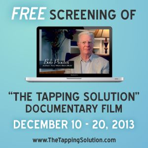 Join Jack Canfield, Bruce Lipton, Cheryl Richardson, Dr. Joseph Mercola, Bob Proctor, Joe Vitale, and others in this life-changing film. #FreeTappingMovie