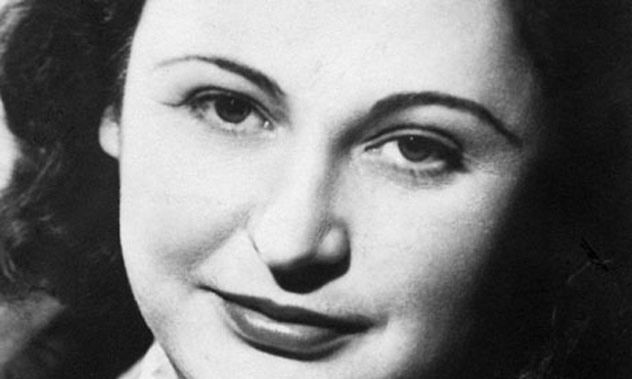 "Nancy Wake.... After getting separated from her radio operator during a German counter-attack, she walked 200 kilometers (124 miles) and biked a 100 more kilometers (62 miles) to contact another operator. One of her resistance members said, ""She is the most feminine woman I know, until the fighting starts. Then she is like five men."" Nancy died in 2011, at the age of 98."