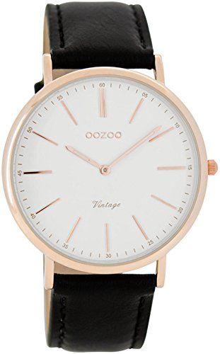 Oozoo Unisex-Armbanduhr Analog Quarz Leder C7338 - http://autowerkzeugekaufen.de/oozoo/oozoo-unisex-armbanduhr-analog-quarz-leder-c7338