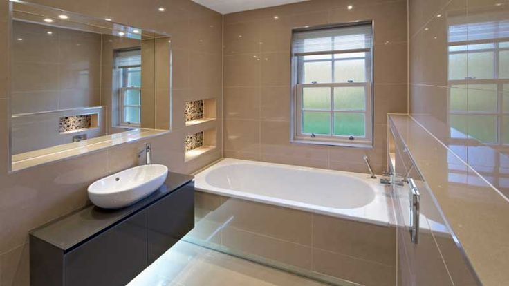 Our Bathroom Gallery  With experience comes an ability to design a unique bathroom for every situation and budget. We design your new bathroom with your own needs in mind, and not a standard factory template. A Latand Bathroom is something that will not only look amazing, it will increase the value of your home. Take a look at our galleries, then give us a call.