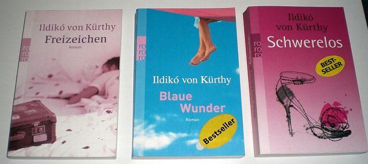 Ildikó von Kürthy: Freizeichen, Blaue Wunder, Schwerelos kaufen bei Hood.de