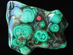 Malachite - From Republic of Congo $98