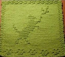 Birds Dishcloth Pattern