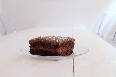 """Ninnin Köökki: Coffee & Chocolate bars - """"Masaliisa"""""""