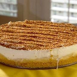 how to make caramel for banoffee pie without condensed milk
