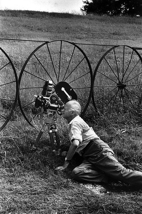 Henri Cartier-Bresson © Martine Franck / Magnum