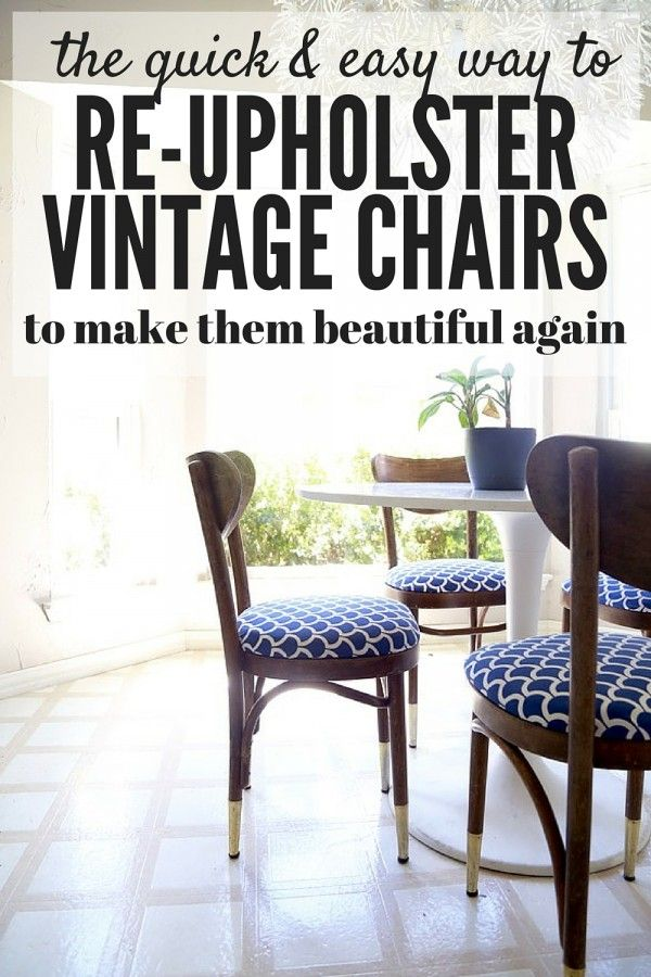 Recovering Dining Room Chairs Picture 2018