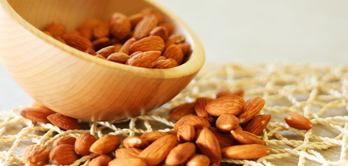 Almonds For Your Healthy Body - Almonds & Raisins #almonds #health #benefits #weight #loss