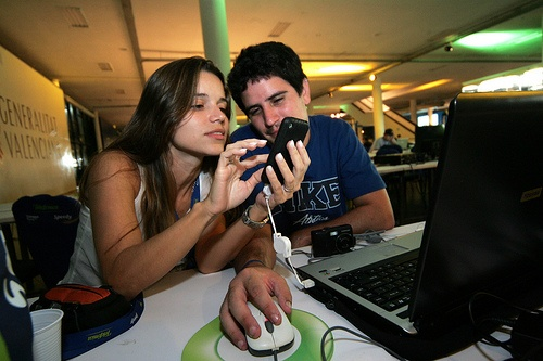 Campus Party Brasil 2008 by Pixel y Dixel, via Flickr