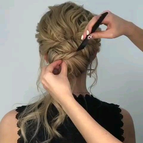 Magnificent Hairstyle Tutorial