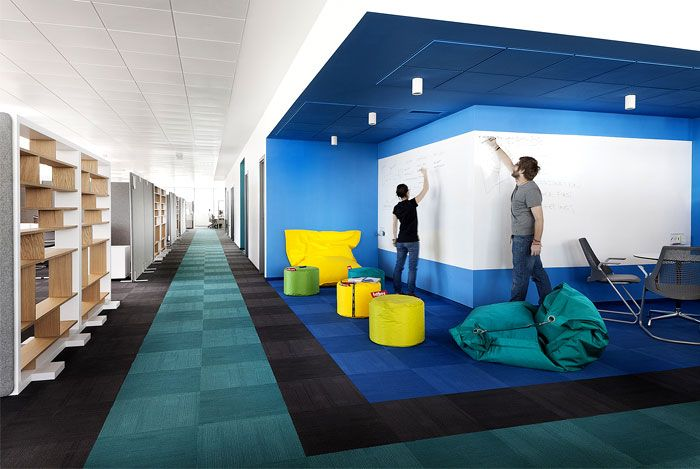 Paysafe Developers Office Space Sofia by Cache Atelier