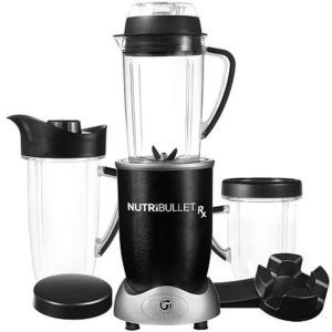 Nutribullet-rx vs Vitamix S30/S50/S55  Here is our comparison between NutriBullet Rx machine and Vitamix personal gadgets S30, S50, S55 models that will reveal the truth about all pros and cons of these well-known blenders.