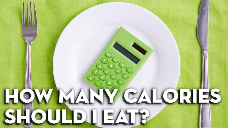How Many Calories To Eat In A Day? - Mind Over Munch