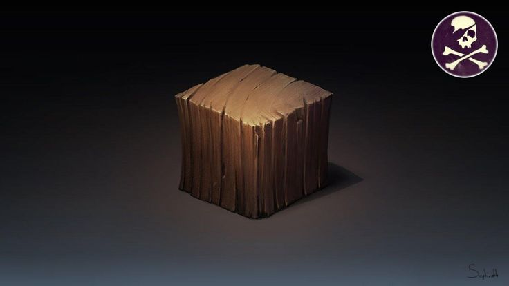 How to Draw Wood | Drawing Material by Sephiroth-art