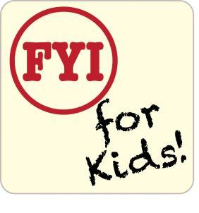 FYI for Kids » A magazine-based reading program