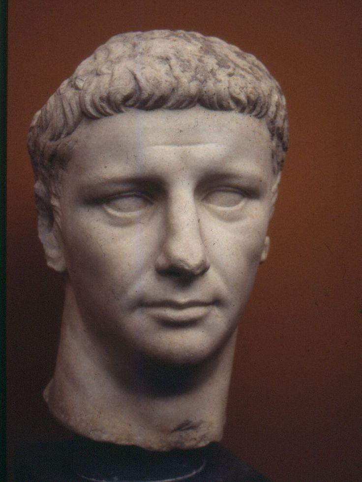 4 - Claudio (41 - 54 d.C.)