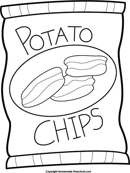 potato chip bag black clipart pinterest tooth vectors and clip art. Black Bedroom Furniture Sets. Home Design Ideas