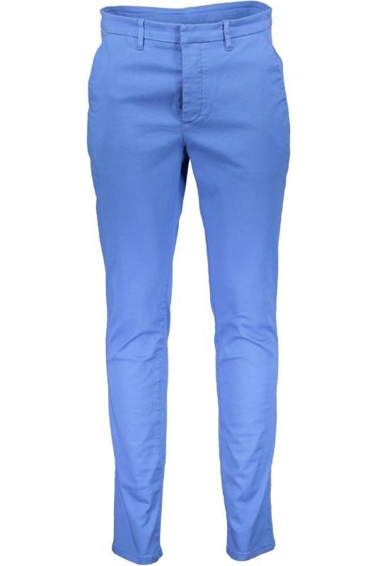 Pantaloni Uomo Guess Marciano (BO-61H101-1227Z A614) colore Azzurro