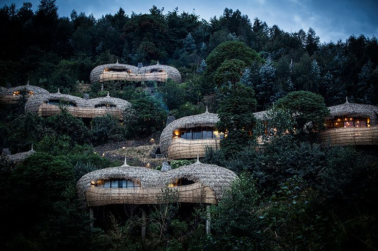 Bisate Lodge, Rwanda, East Africa