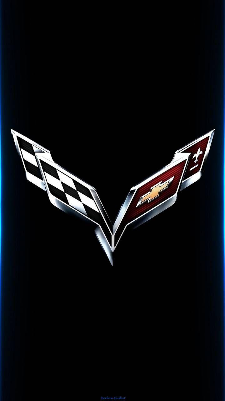 Corvette Edge Wallpaper By Berkanbuskut Ef Free On Zedge Chevrolet Wallpaper Corvette Car Brands Logos