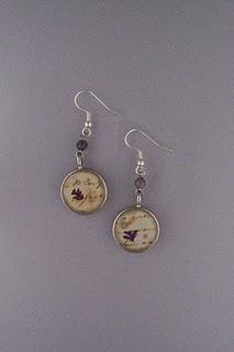 resin bezel earringsResins Bezel, Vikings Fundraisers, Bezel Earrings, Fundraisers Ideas