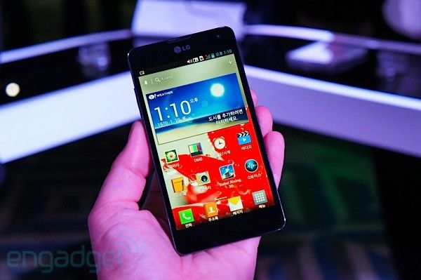LG Optimus G, Korea's latest powerhouse