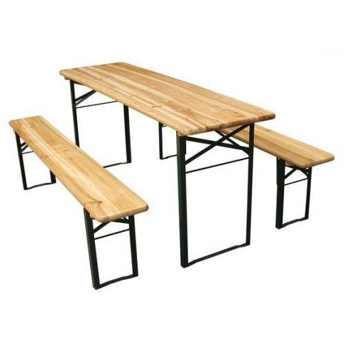 Pöytä ja penkit, 149,95€. Vankka legendaarinen pöytä ja penkit yhdistelmä. Ilmainen toimitus! #pöytä #penkki