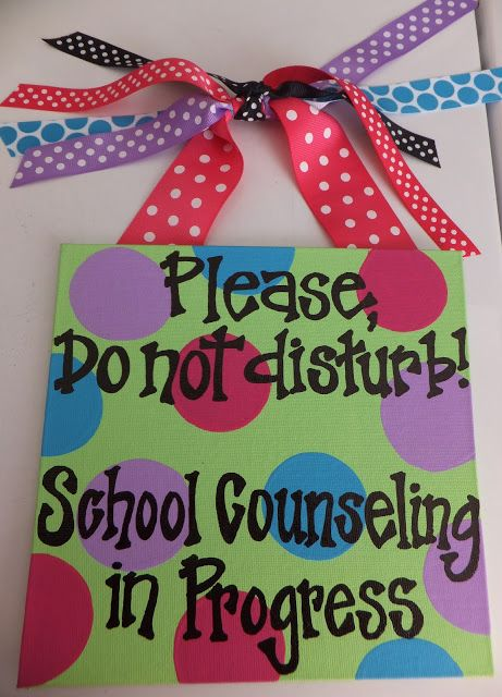 Entirely Elementary...School Counseling: Office Decor and Organization