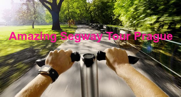 #Segway #tour in #Prague is one of the main attractions during traveling the city. There are many beautiful architectures that you can visit by hiring a segway.